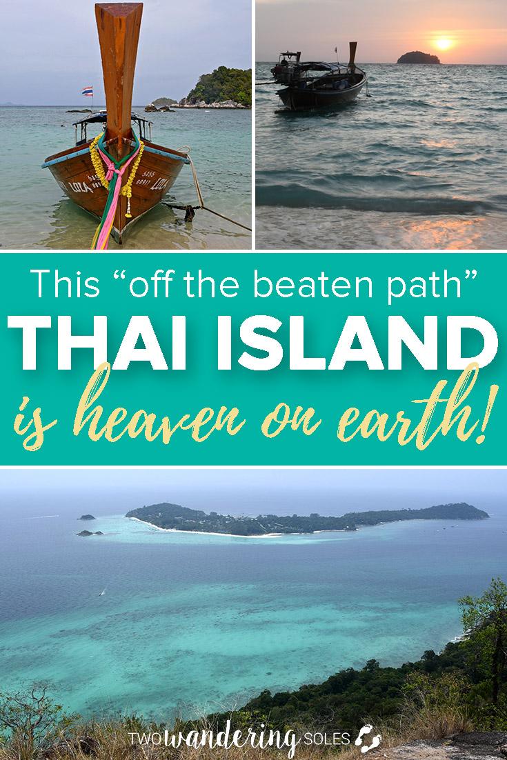 Thai Island is Heaven on Earth