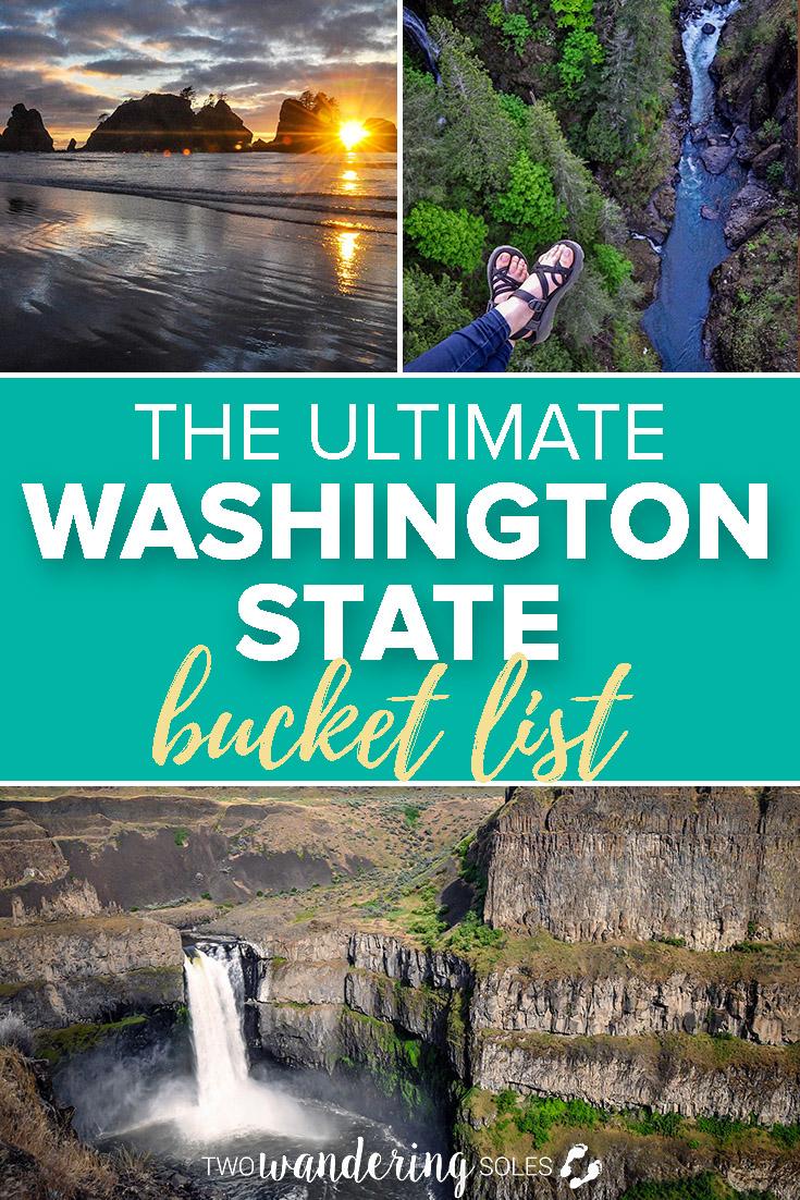 Ultimate Washington State Bucket List