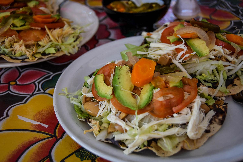 Things to Do in Oaxaca Tlayuda Mexican Food