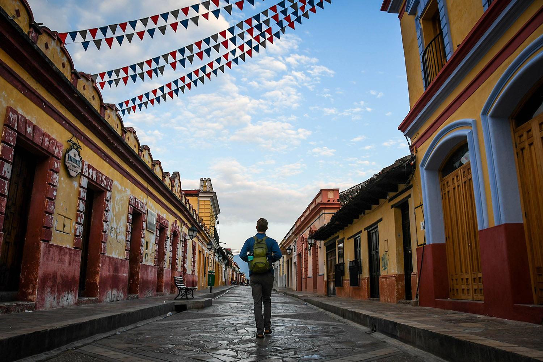 Things to Do in San Cristobal de las Casas Walking Street