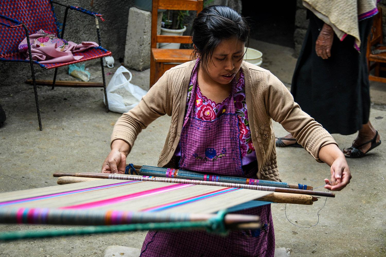 Things to Do in San Cristobal de las Casas Weaving by Hand