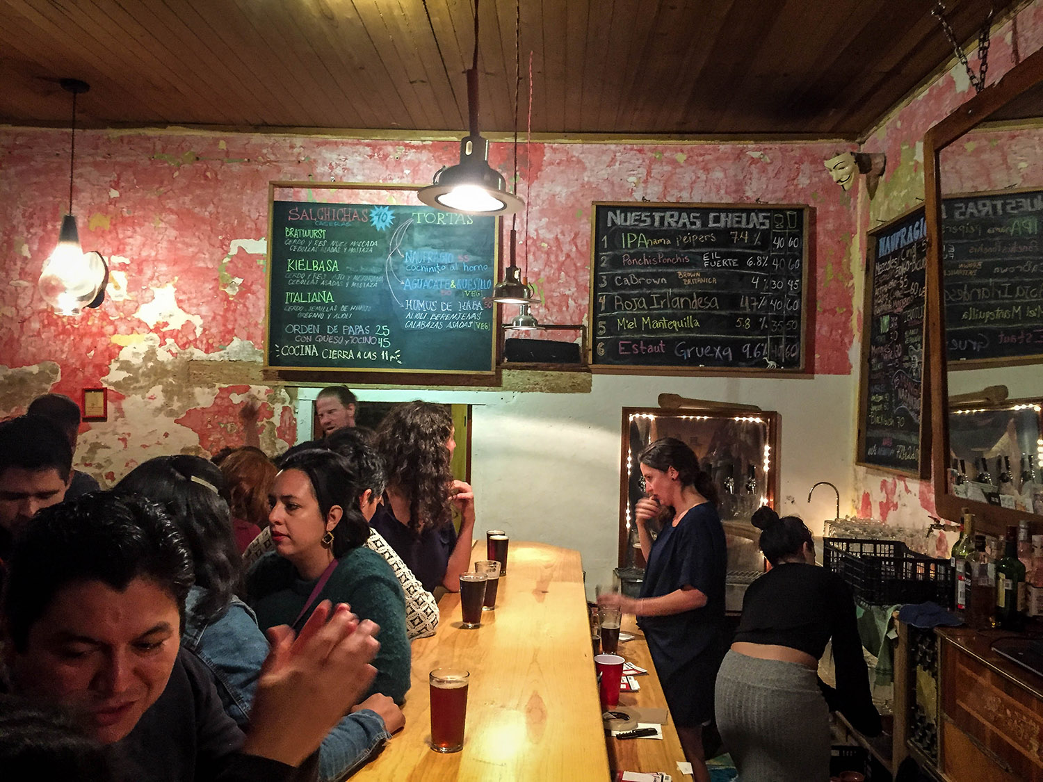 Things to do in San Cristóbal Microbrewery
