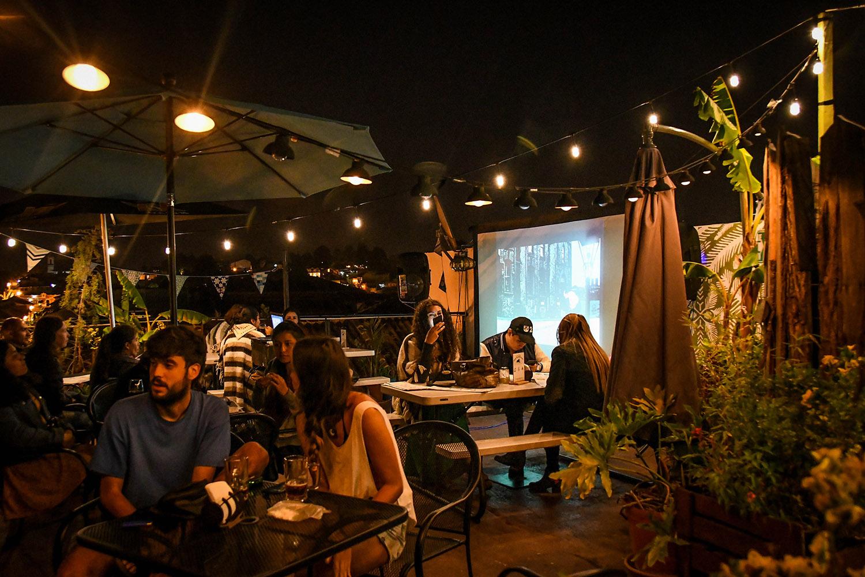 Things to do in San Cristóbal Kinoki rooftop bar