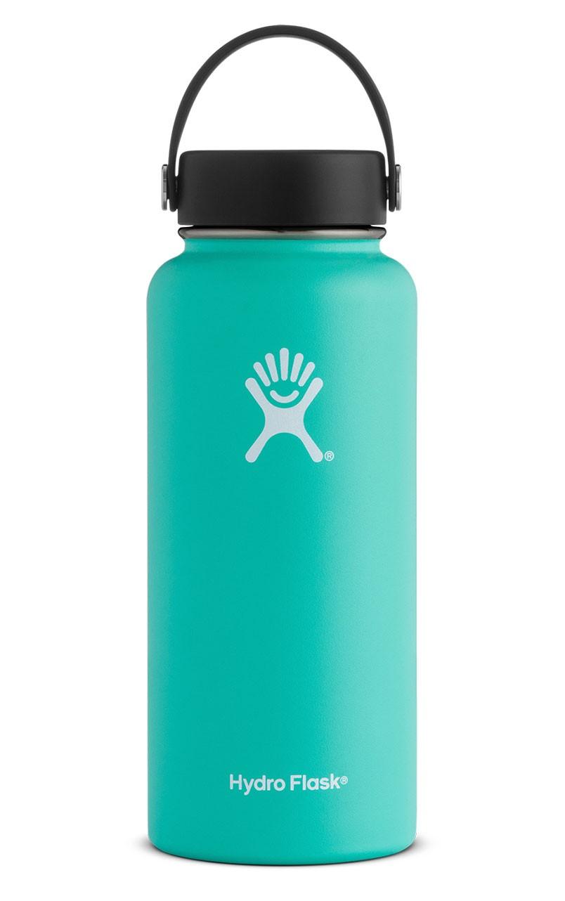 Hydro Flask Water Bottle Mint