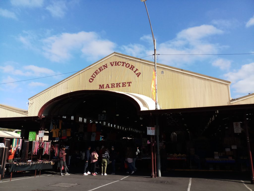 Melbourne Australia Cheap Things to Do Queen Victoria Market