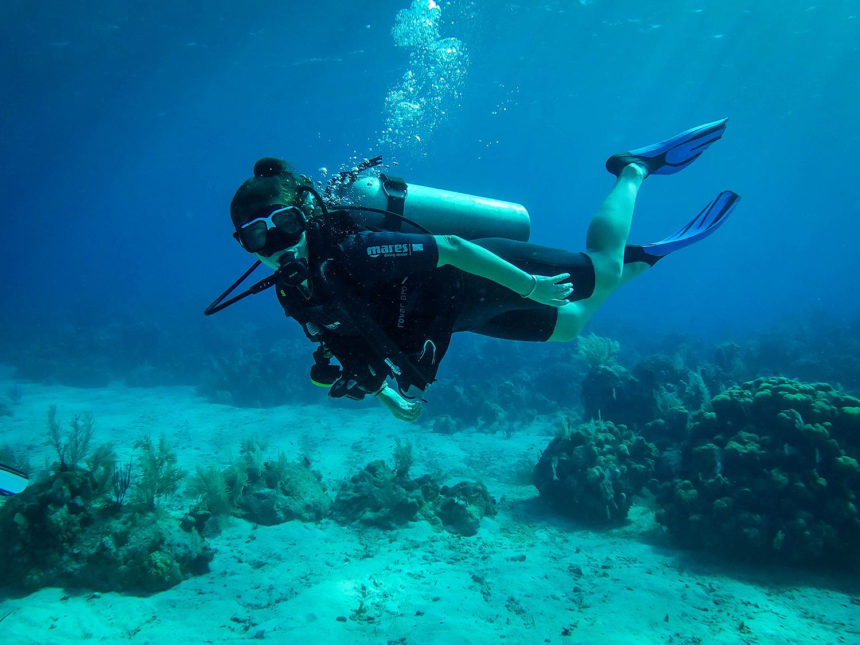 Scuba Diving Bay Islands Roatan Divers