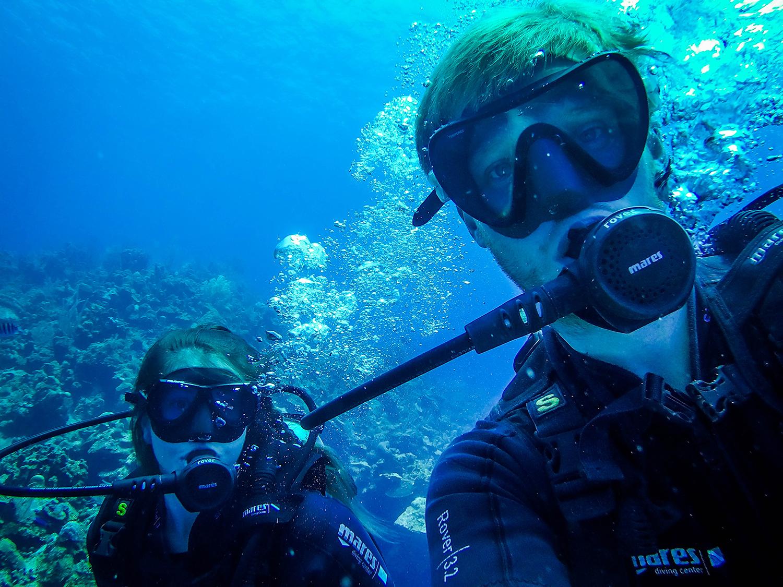 Roatan vs. Utila Honduras Bay Island Scuba Diving