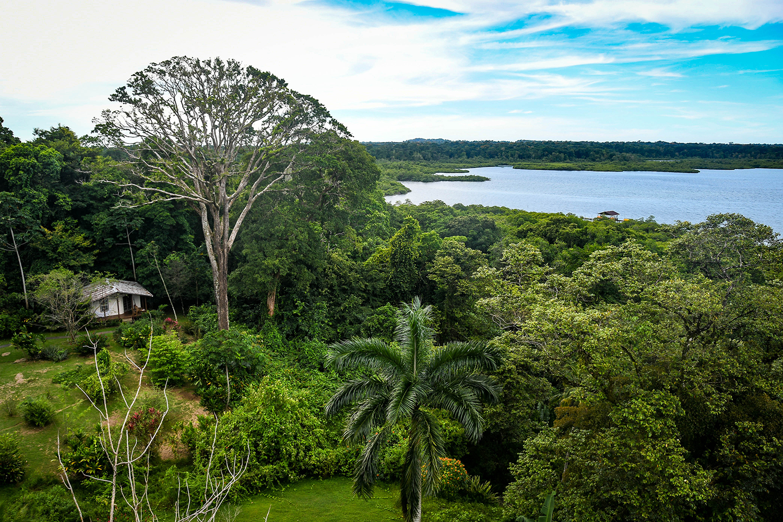 Bocas Del Toro Tranquilo Bay Lodge View Point