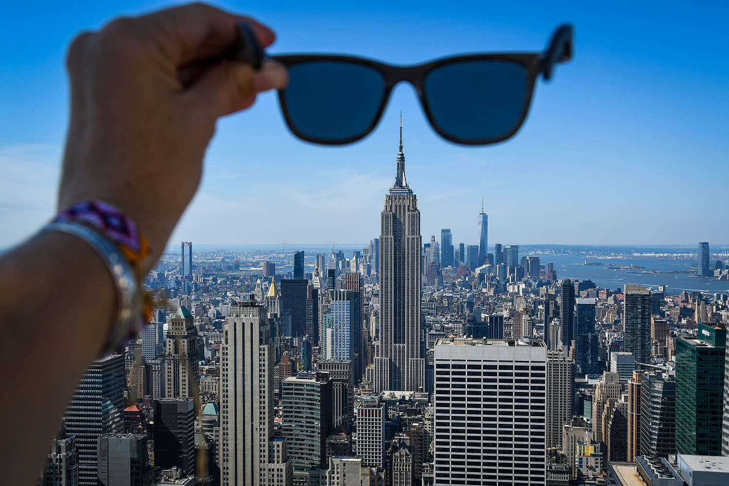Things to Do in New York City Top of the Rock
