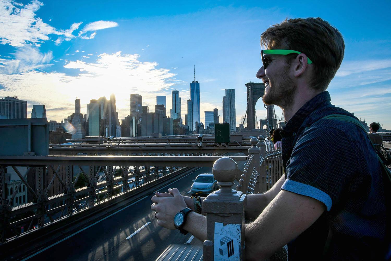 Things to Do in New York City Brooklyn Bridge
