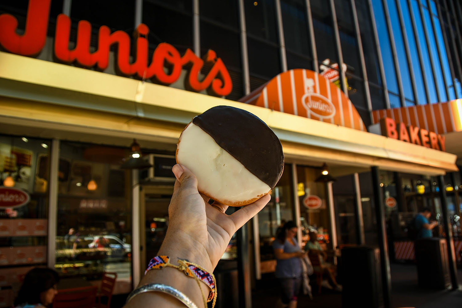 Things to Do in New York City Juniors Cake Cookie