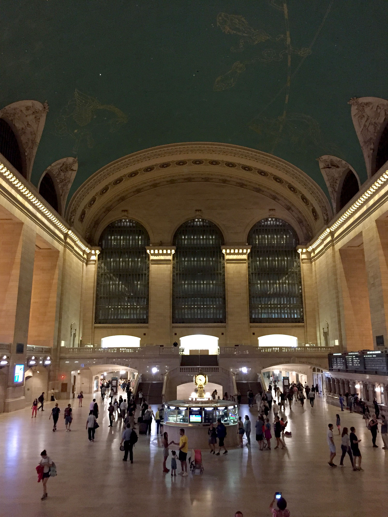 Things to Do in New York City Grand Central Station