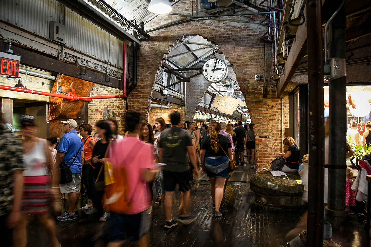 Things to Do in New York City Chelsea Market