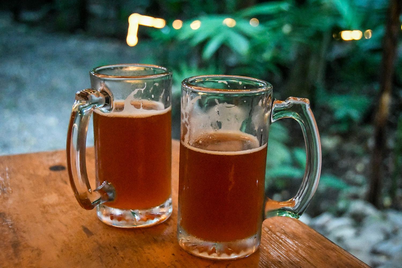 Things to Do in Lake Yojoa Honduras D&D Brewery Beers