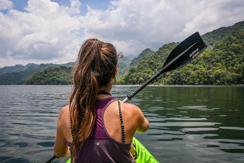 Things to Do in Lake Yojoa Honduras Kayaking