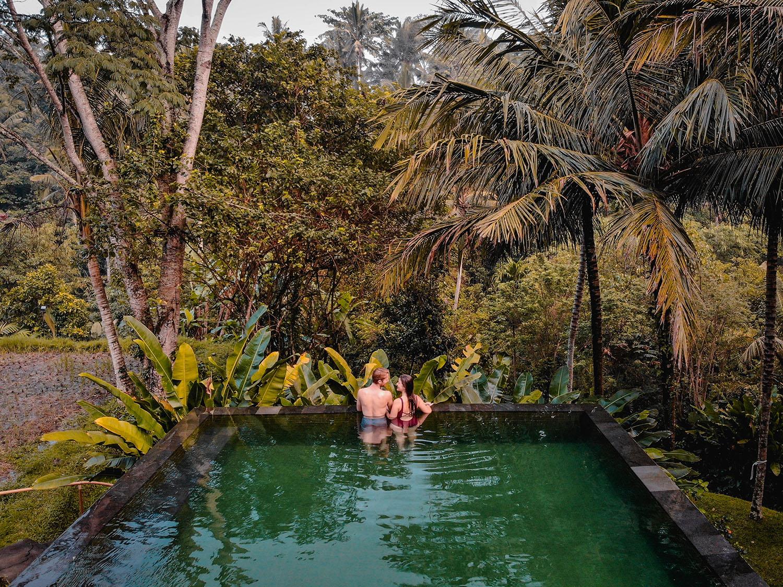 Komaneka at Bisma Ubud Resort Pool