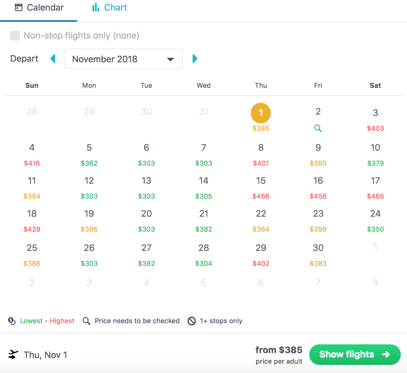 Cheap Flights Skyscanner Search Whole Month