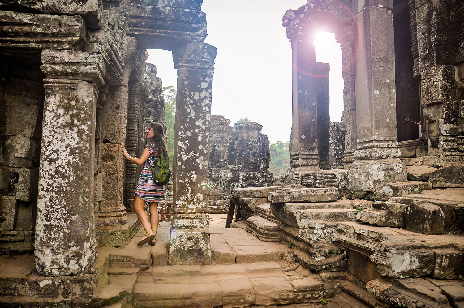 How We Afford to Travel Angkor Wat Temples