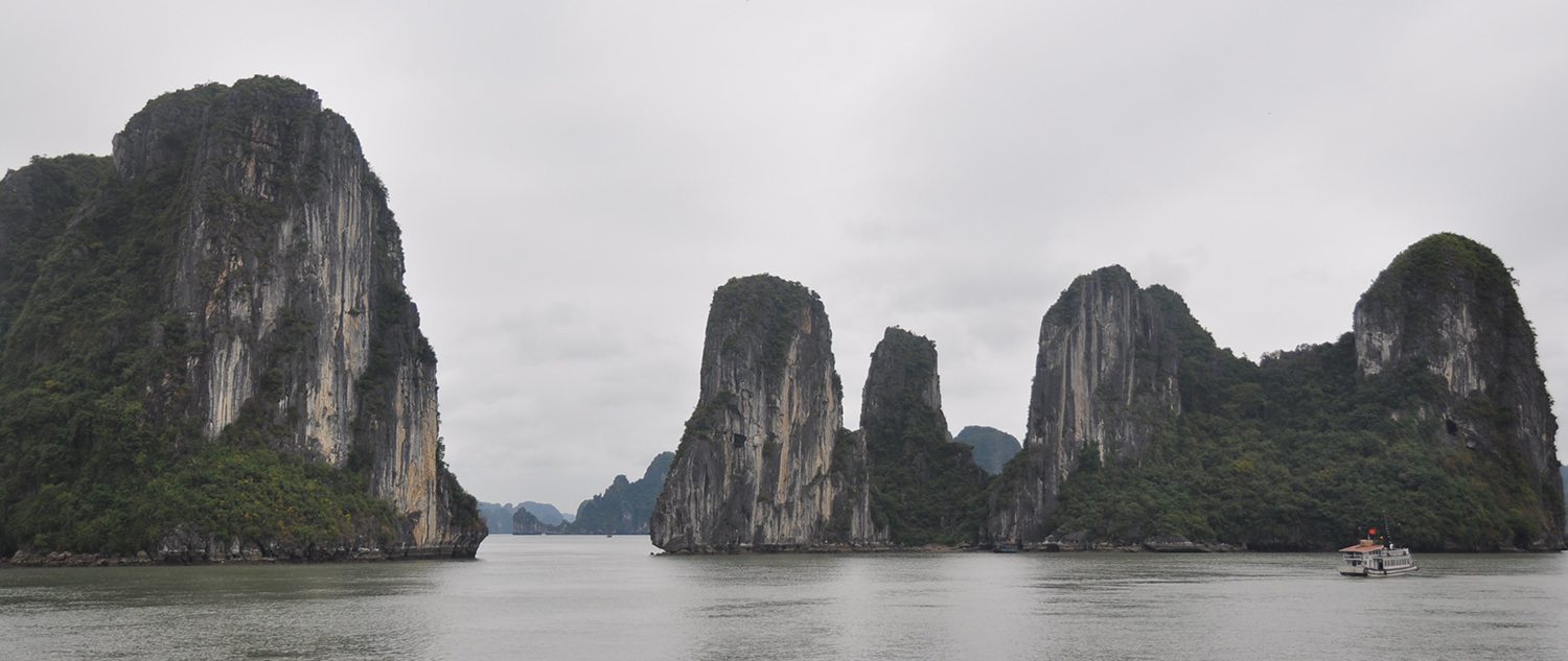 Vietnam Travel Guide: Ha Long Bay