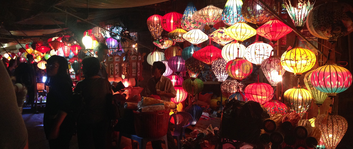 Vietnam Travel Guide: Hoi An Lanterns