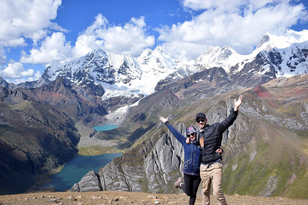 Things to Do in Peru: Hiking in Cordillera Blanca