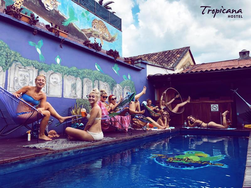 Tropicana Hostel