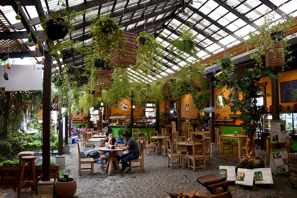 Things to Do in Antigua Guatemala: Chocolate Museum