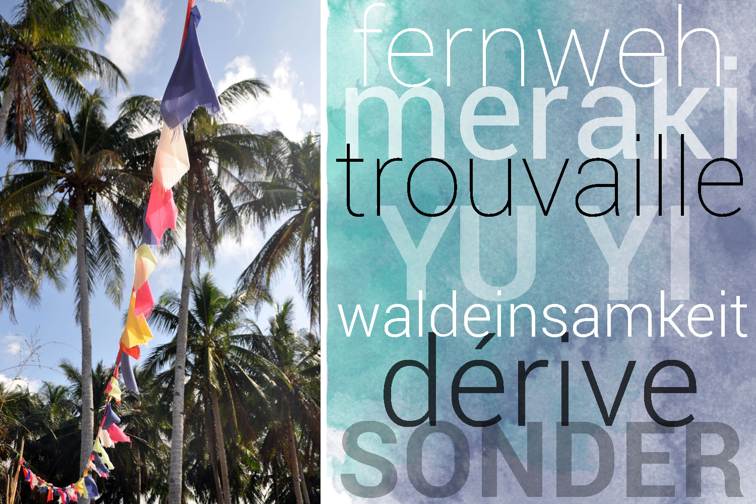 14 Awesome Travel Words You've Never Heard | Two Wandering Soles