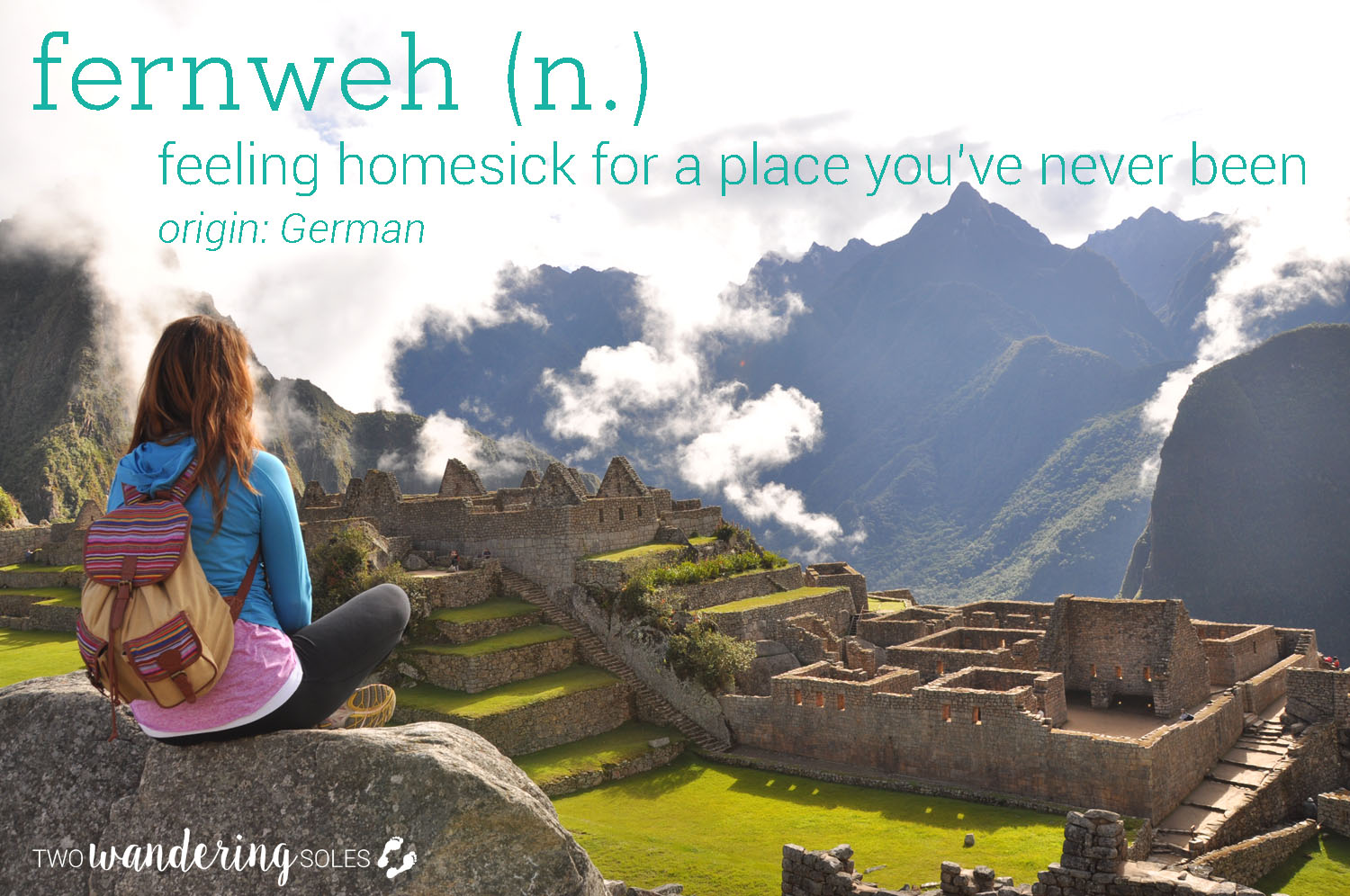 Fernweh Awesome Travel Words