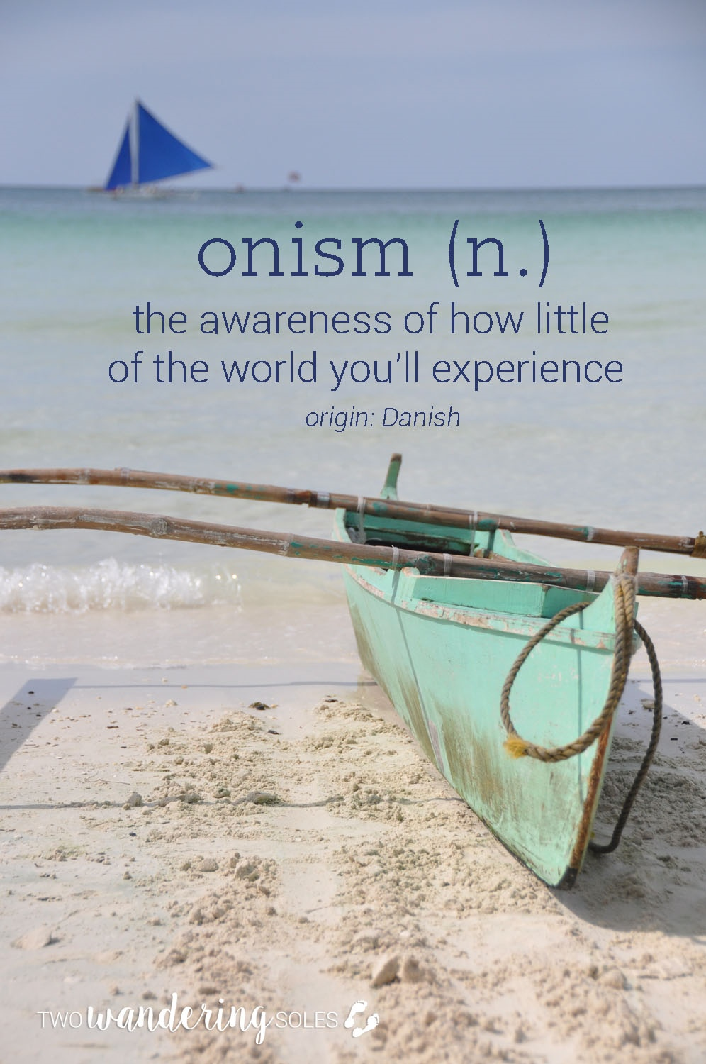 Onism Awesome Travel Words