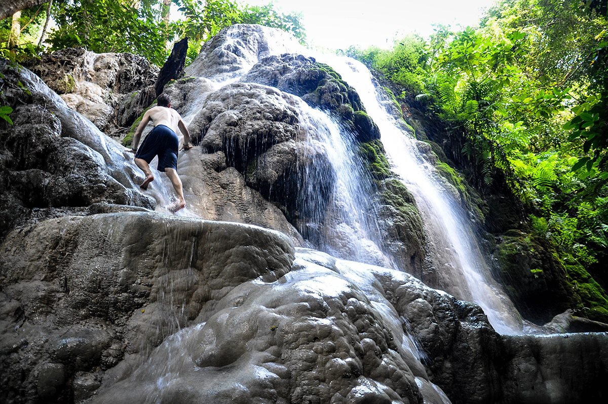 Sticky Waterfalls What to Do in Chiang Mai