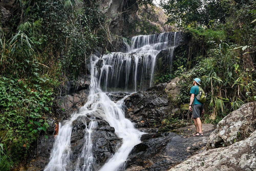 Things to Do in Chiang Mai Huay Kaew Waterfall