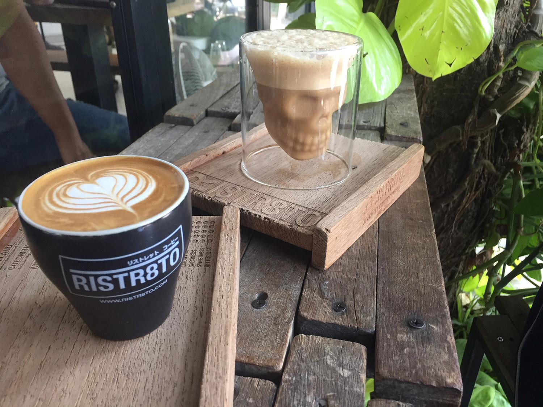 Ristr8o Chiang Mai Thailand Coffee Shop