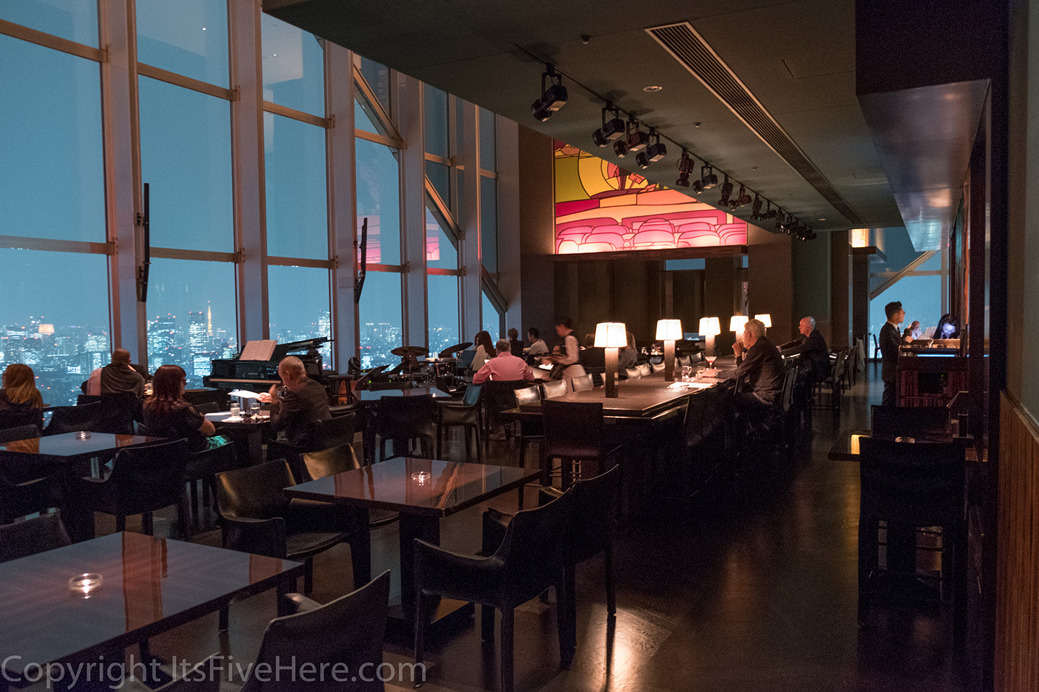 Things to do in Tokyo Park Hyatt New York Bar