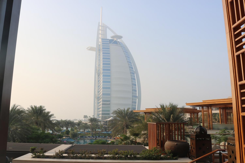 Dubai on a Budget Burj al Arab