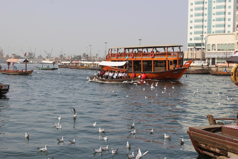 Dubai on a Budget Deira Abra