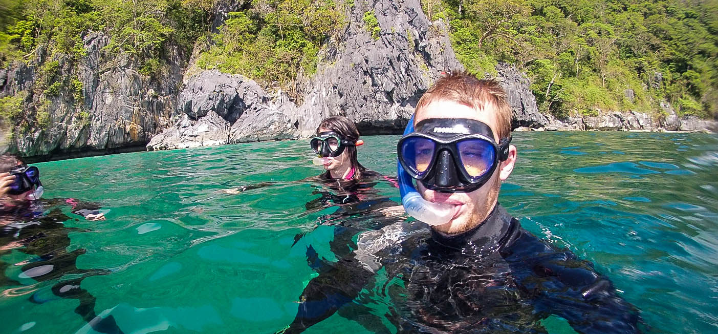 Philippines Travel Guide Free Diving