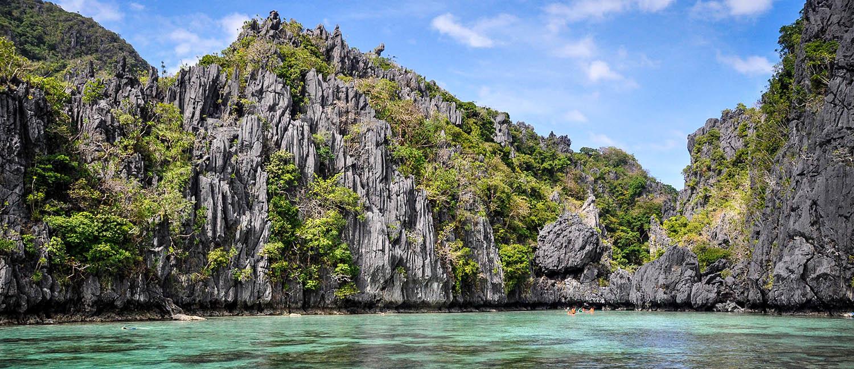 Philippines Travel Guide Big Lagoon El Nido
