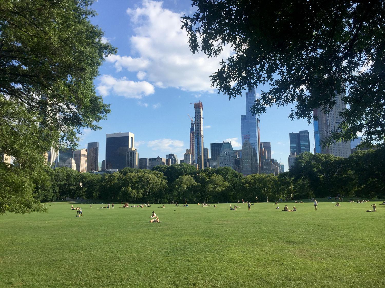 New York City budget Central Park
