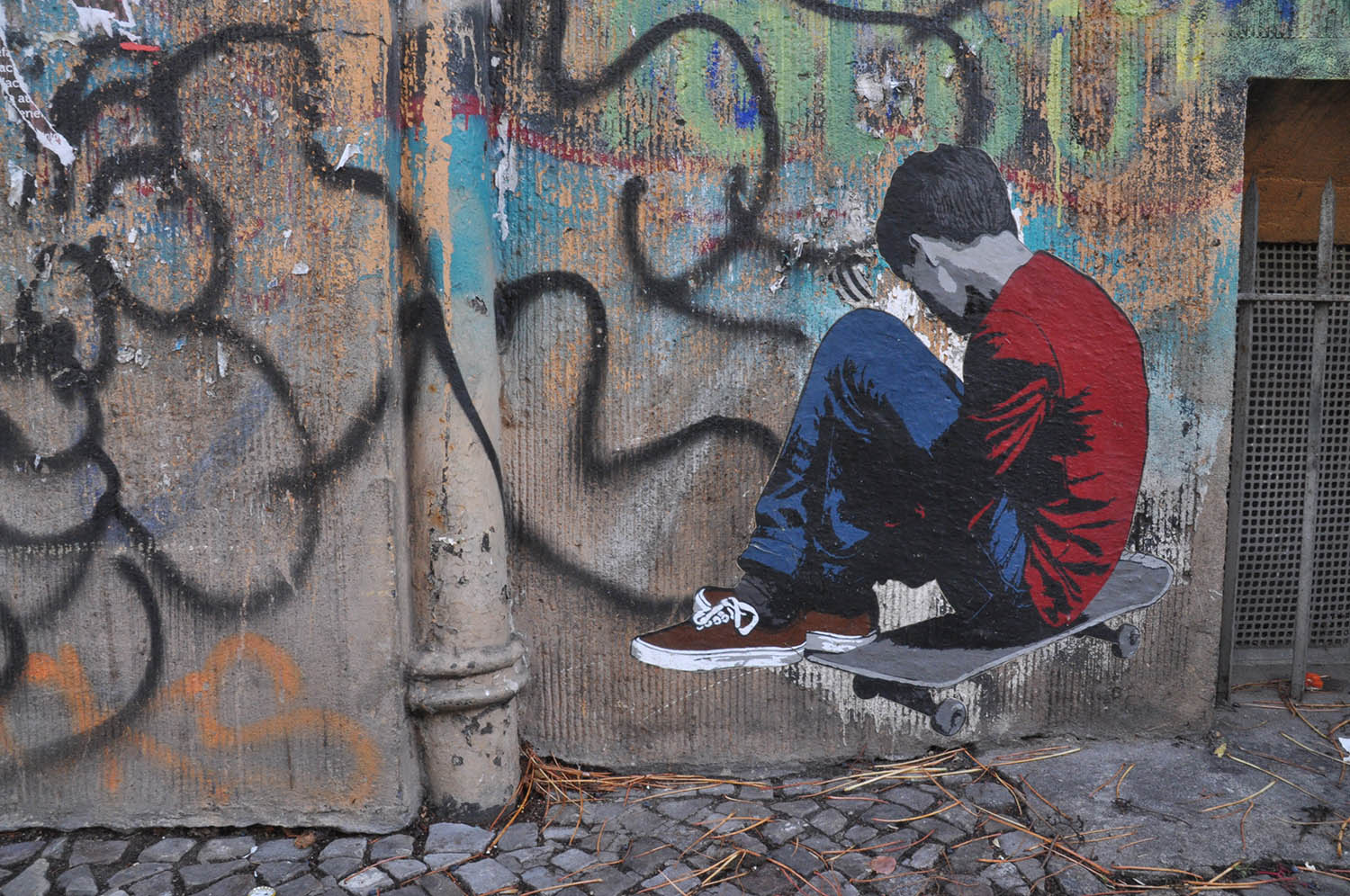 Unique Things to do in Berlin: Street Art