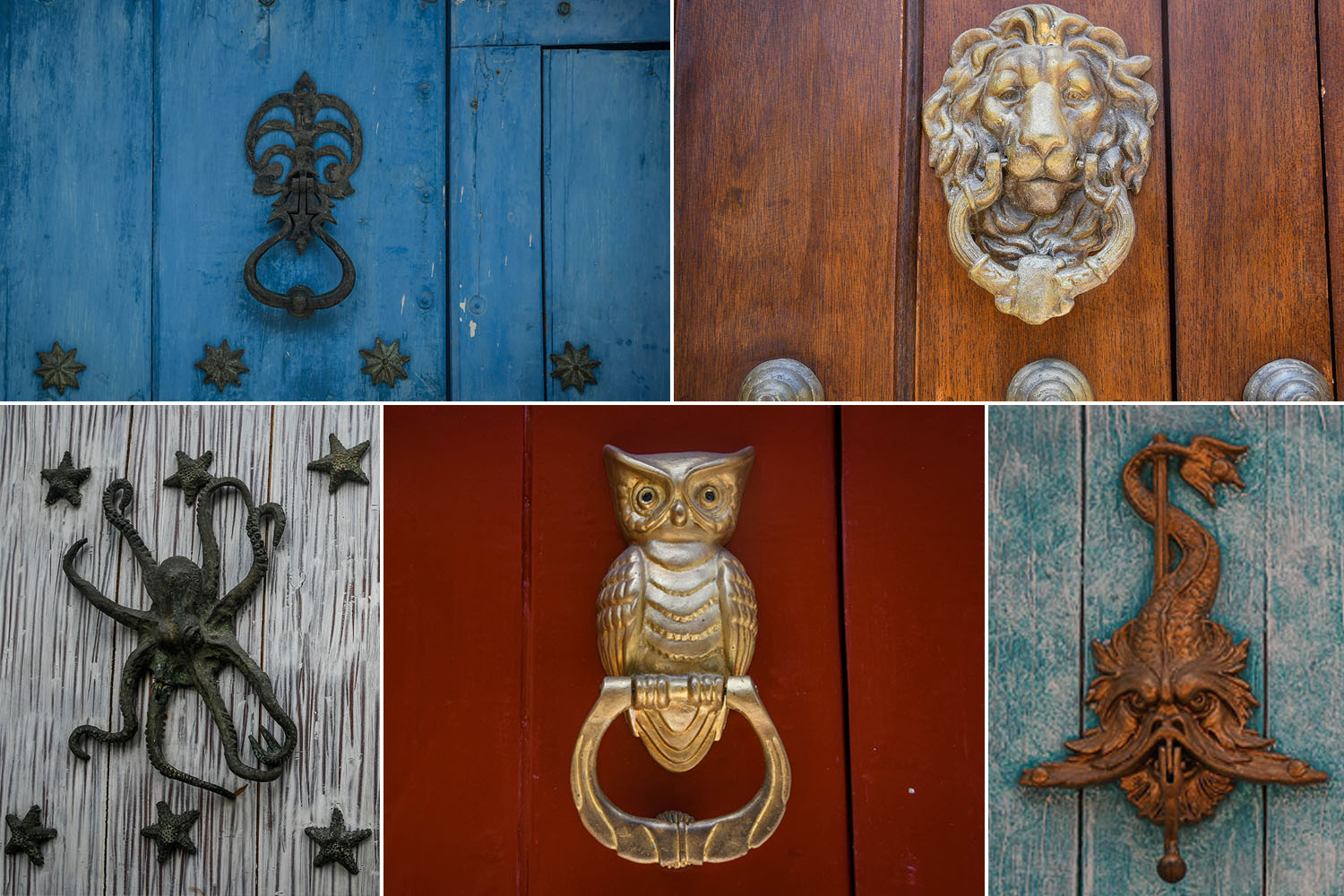 Things to do in Cartagena Old City Door Knockers