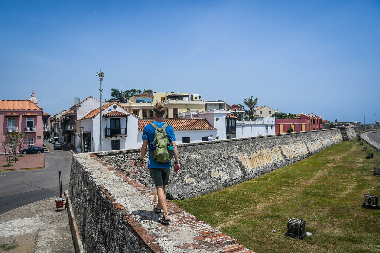Things to do in Cartagena Old City Walls