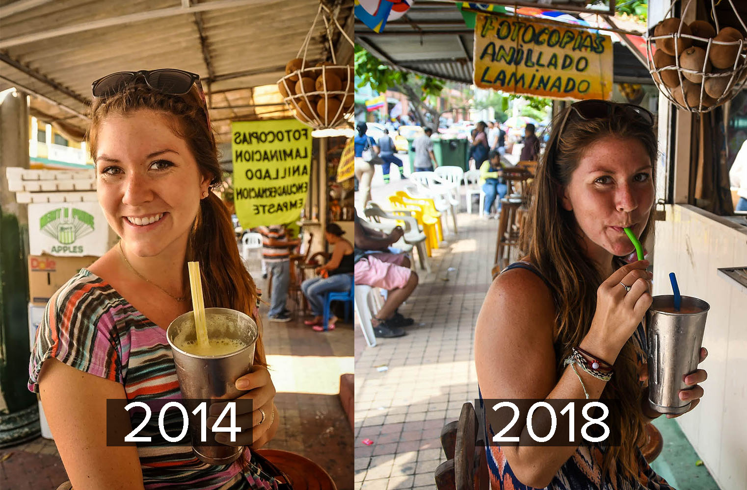 Things to do in Cartagena Colombia Juice Stand