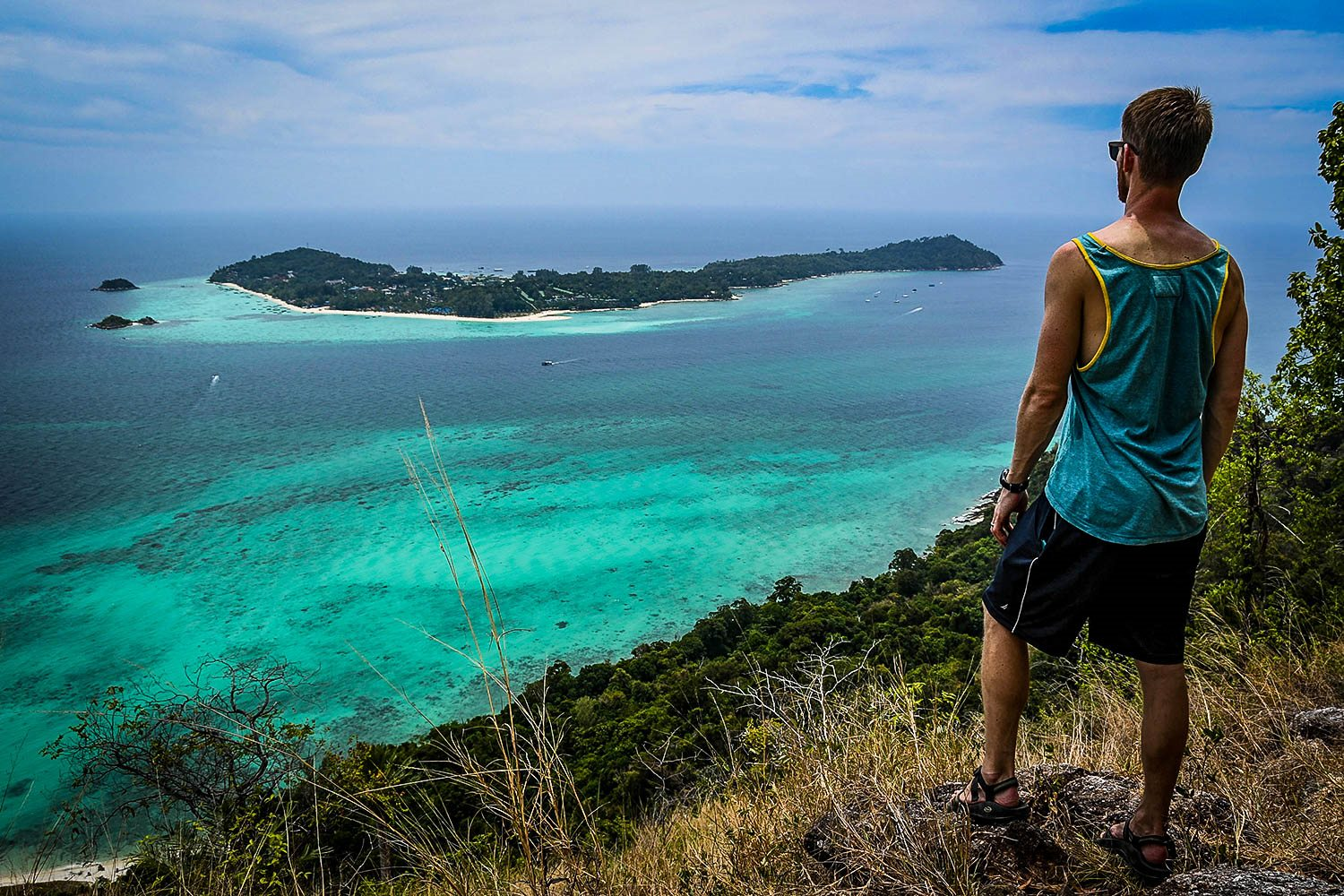 Things to Do in Koh Lipe Thailand Island Viewpoint Hike #3