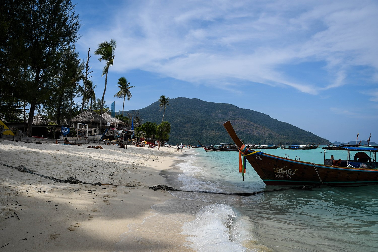Things to Do in Koh Lipe Thailand Island Sunrise Beach Longtail Boat