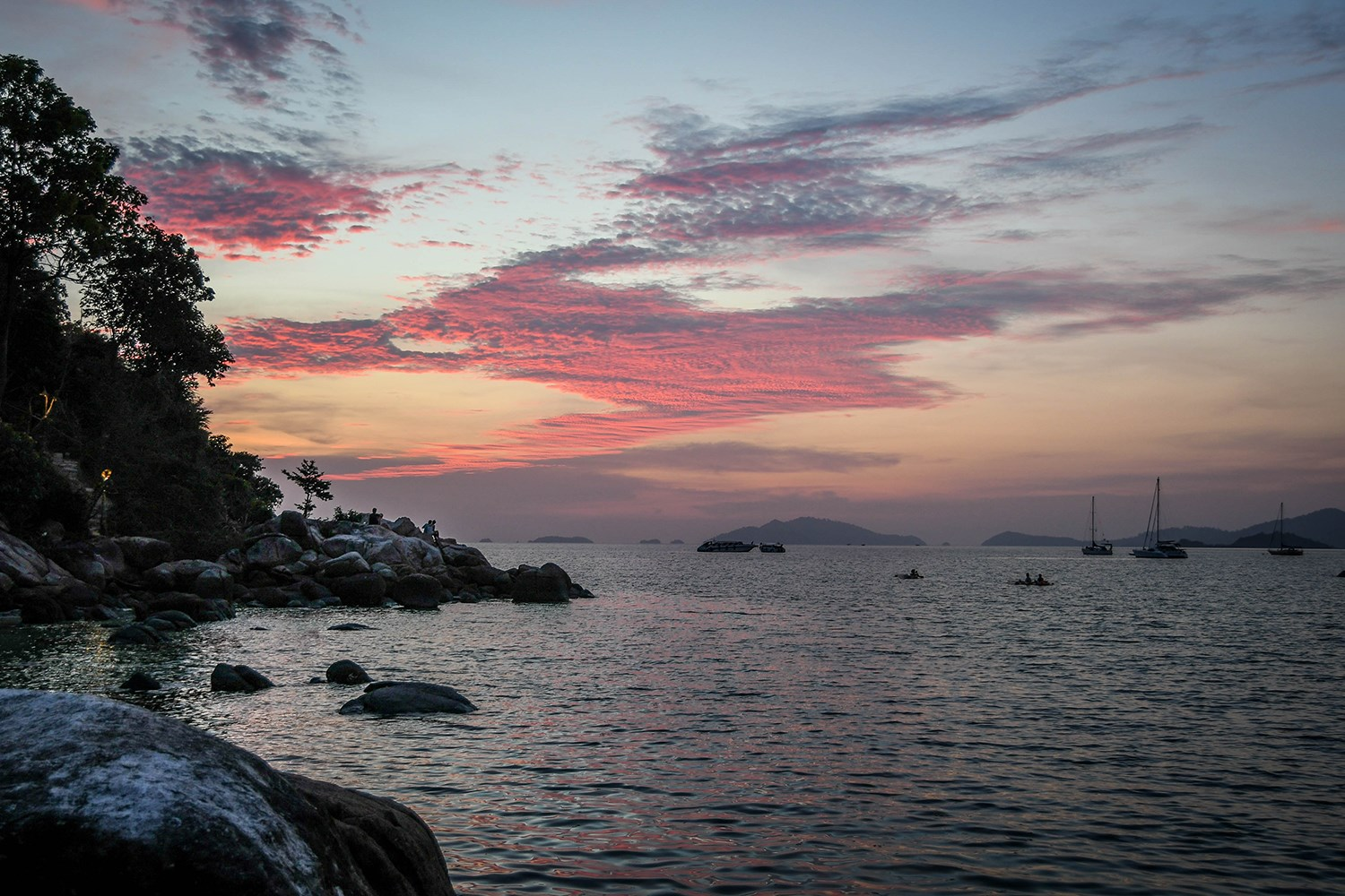 Things to Do in Koh Lipe Thailand Island Sunset Beach