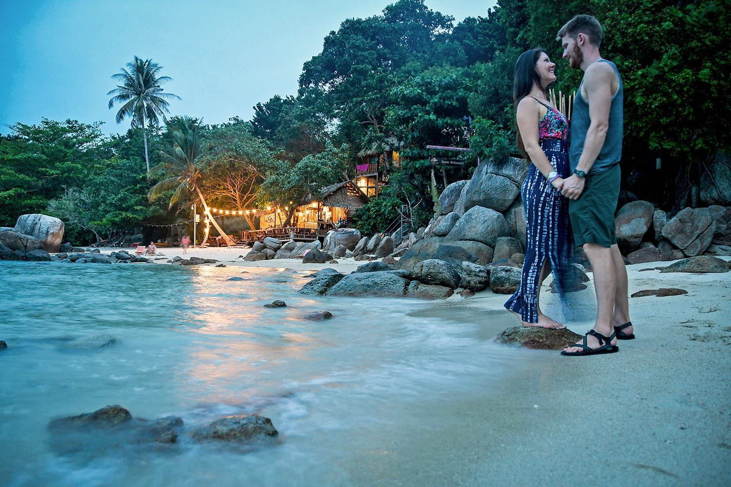 Things to Do in Koh Lipe Thailand Island Couple Nightlife