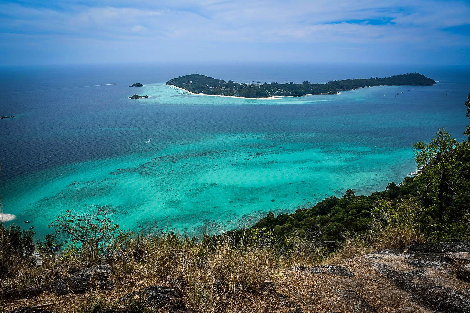 Things to Do in Koh Lipe Thailand Island Viewpoint