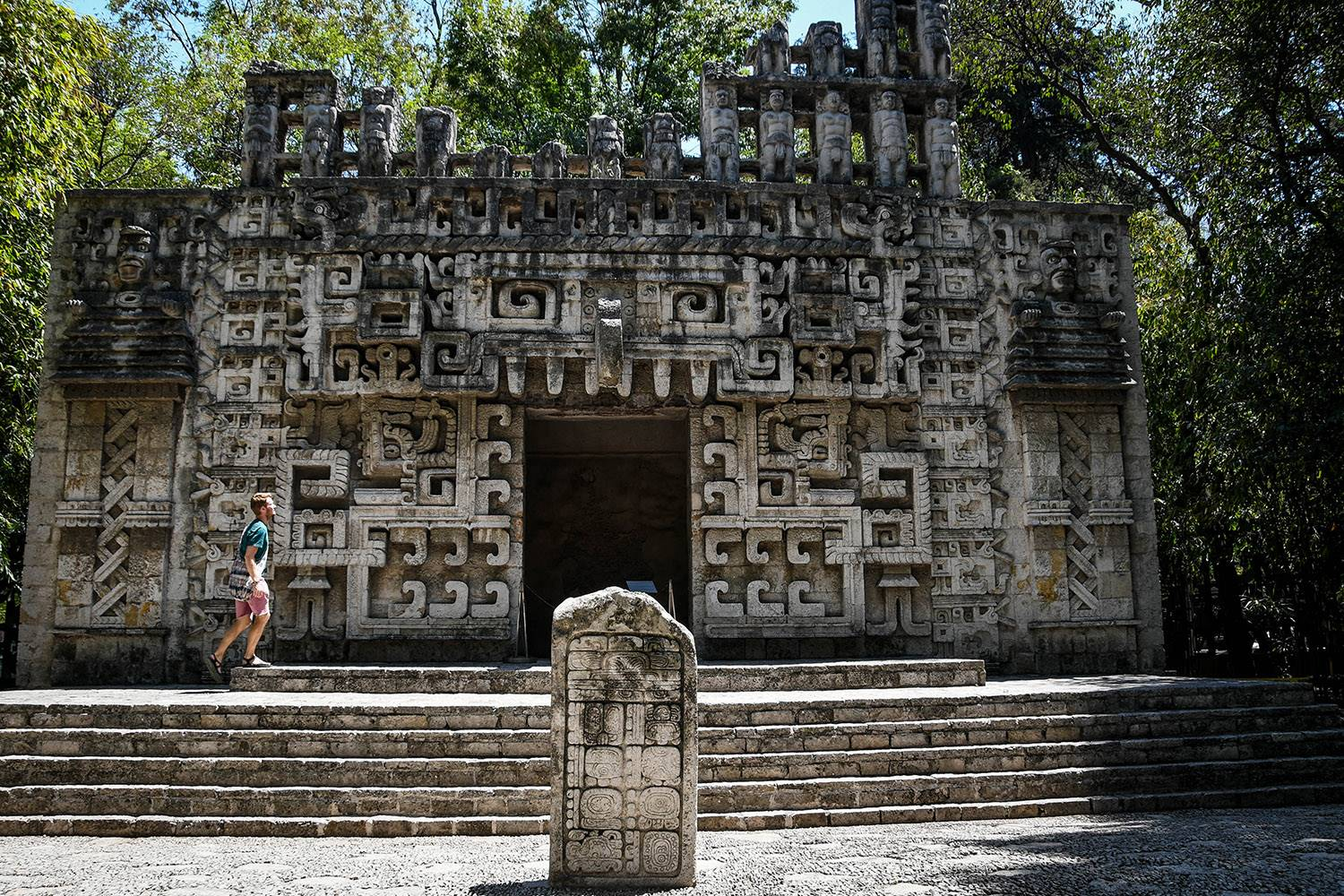 3 Days in Mexico City Itinerary National Museum of Anthropology