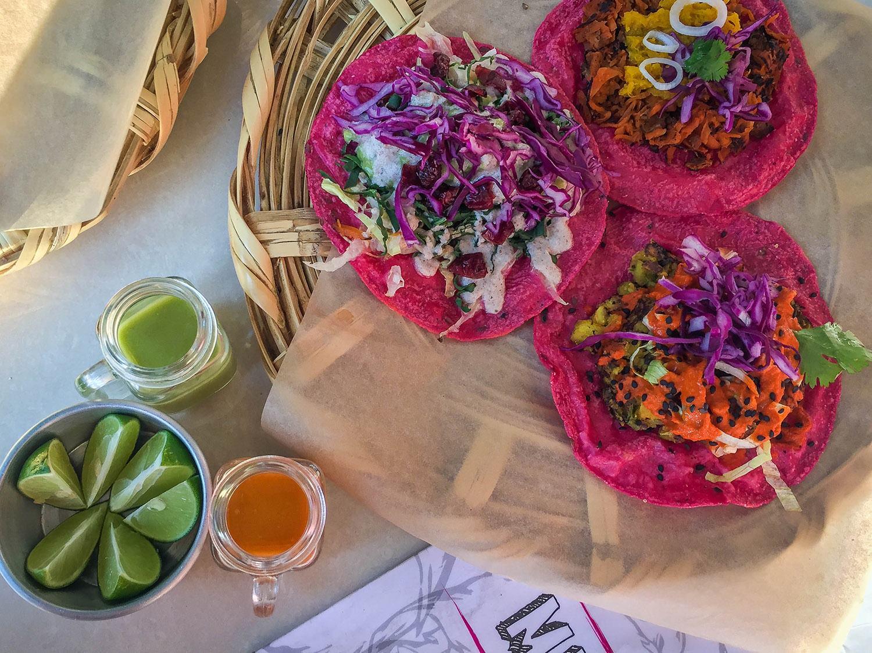 3 Days in Mexico City Itinerary La Pitahaya Vegana